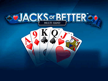 Jacks Or Better By Playtech